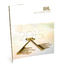 BHL 2015 Annual Report